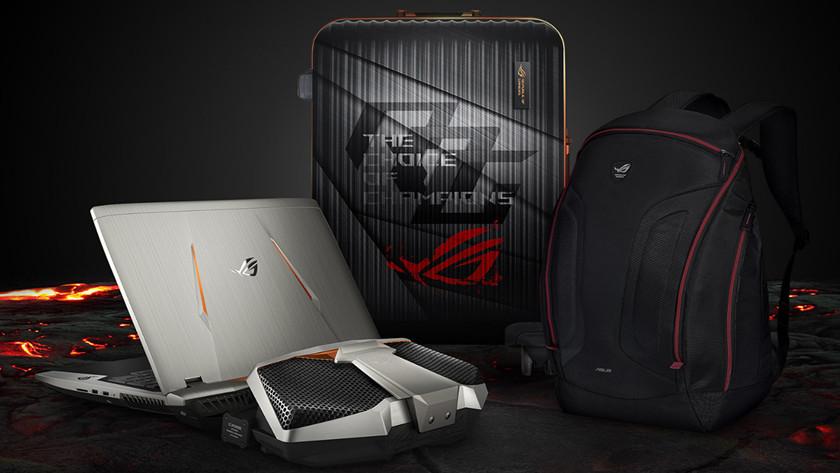 ASUS ROG GX800, un portátil para jugar a tope en 4K y VR 30