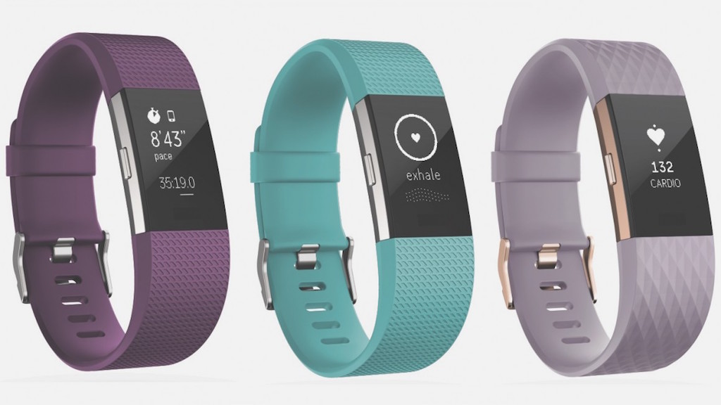 Análisis Fitbit Charge 2 29