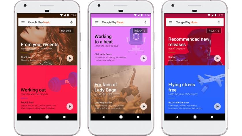 La inteligencia artificial llega a Google Play Music 29