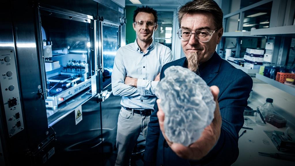 Hospital australiano abrirá instalación dedicada a bioimpresión 3D 31