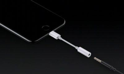 Quejas por mala calidad en los adaptadores de jack a Lightning de Apple 55