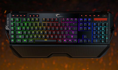 Analizamos el teclado KM780 RGB de G.Skill 94