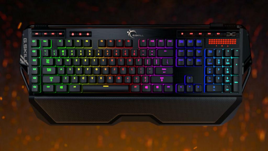 Analizamos el teclado KM780 RGB de G.Skill 29