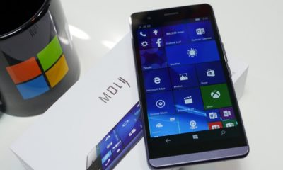 Moly X1, smartphone con Windows 10 Mobile que busca financiación 105