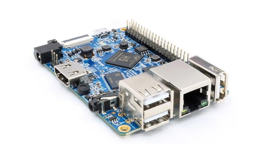 Orange Pi PC 2, miniPC con CPU de 64 bits por 20 dólares 30
