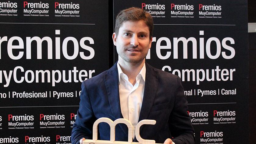 """Premio MC 2016 """"Mayor compromiso con el Open Source"""": Microsoft 29"""