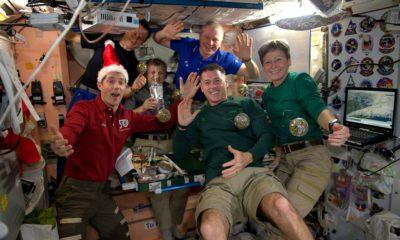 ¿Qué pasará en la Estación Espacial Internacional tras la Navidad?