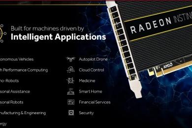 Radeon Instinct, la apuesta de AMD por la IA y el aprendizaje profundo