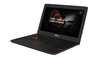 Especificaciones y precios de los portátiles ASUS con Kaby Lake y GTX 1000 72