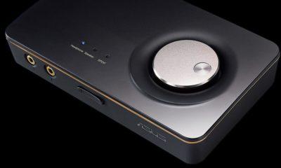 ASUS Xonar U7 MKII, tarjeta de sonido externa de altas prestaciones 184