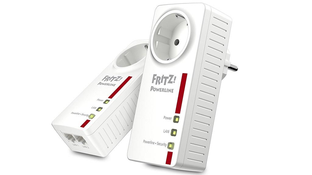 AVM lanza el nuevo kit FRITZ!Powerline 1220E 29