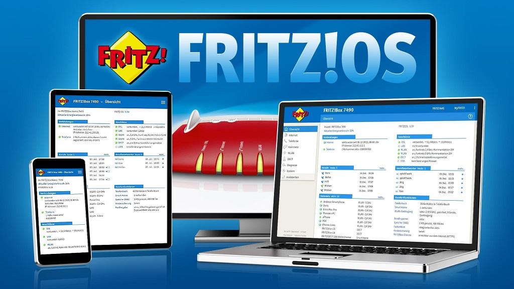 Siete razones por las que deberías elegir un router FRITZ!Box 32
