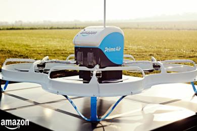 Así entregará Amazon sus pedidos con drones