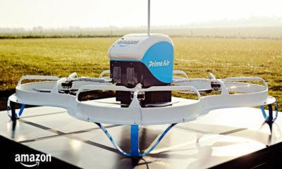 pedidos con drones