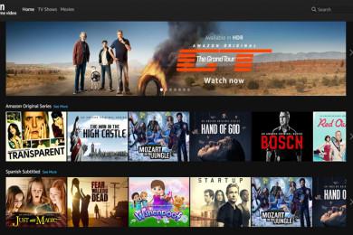Amazon Prime Video llega a España y Latinoamérica