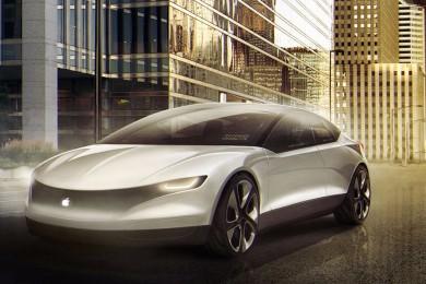 Apple confirma su interés en los vehículos autónomos