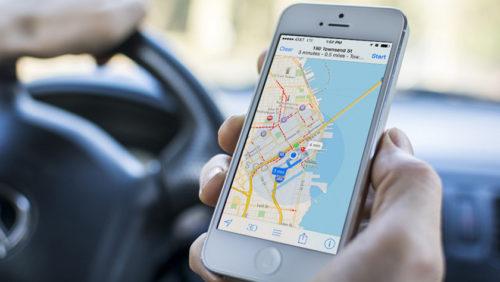 Apple Maps quiere mejorar con el uso de drones