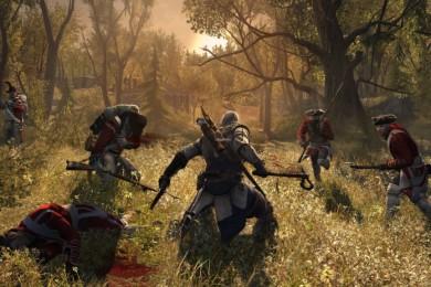 Ubisoft te regala Assassin's Creed III durante el mes de diciembre