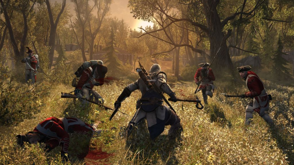 Ubisoft te regala Assassin's Creed III durante el mes de diciembre 37