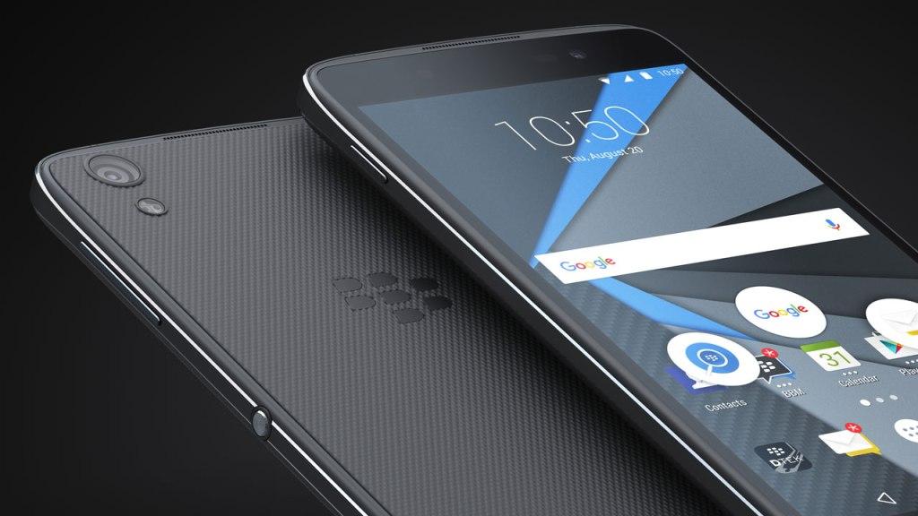 Prueba de resistencia del BlackBerry DTEK50, sale bien parado 28