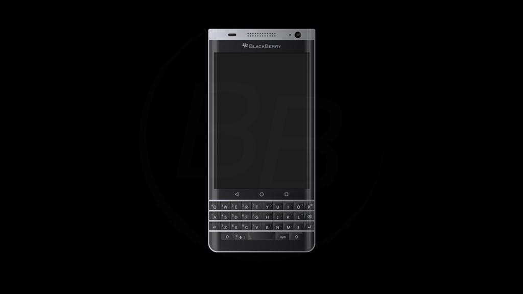 Imágenes de BlackBerry Mercury con teclado físico a la antigua usanza 28