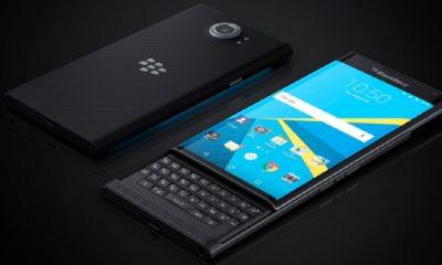 TCL seguirá fabricando smartphones con la marca BlackBerry 111