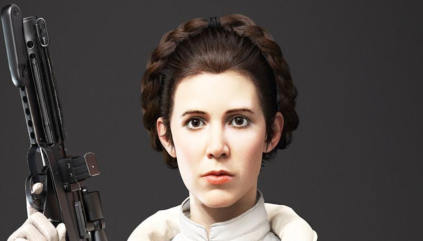 Fallece Carrie Fisher, la eterna princesa Leia 30