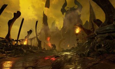 DOOM recibe Bloodfall, el último DLC de pago con nuevos contenidos 43