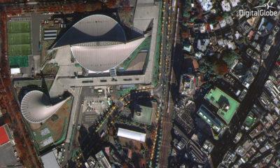 DigitalGlobe publica las imágenes por satélite del futuro 60