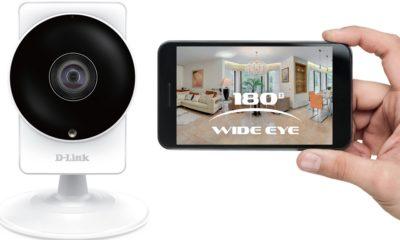 D-Link anuncia su nueva cámara WiFi DCS-8200LH de 180 grados 91