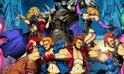 Double Dragon IV llegará a PS4 y Steam cargado de sabor retro 30