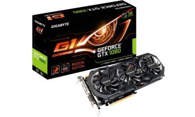 GIGABYTE presenta su nueva GTX 1080 Rock Edition 116