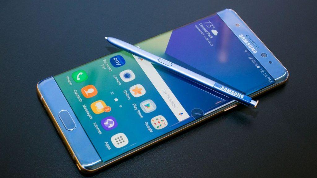 Samsung lista para inutilizar los Galaxy Note 7 que quedan en Corea del Sur 30