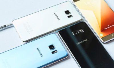 El fiasco del Galaxy Note 7 y la fuerza de Samsung sobre otros fabricantes 110