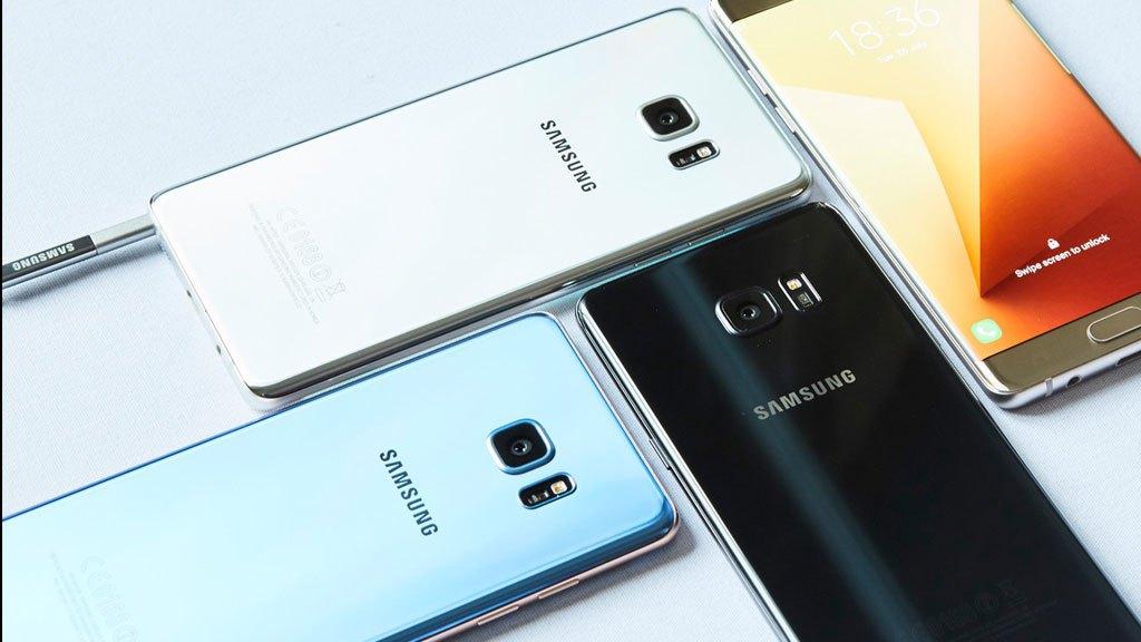 El fiasco del Galaxy Note 7 y la fuerza de Samsung sobre otros fabricantes 29