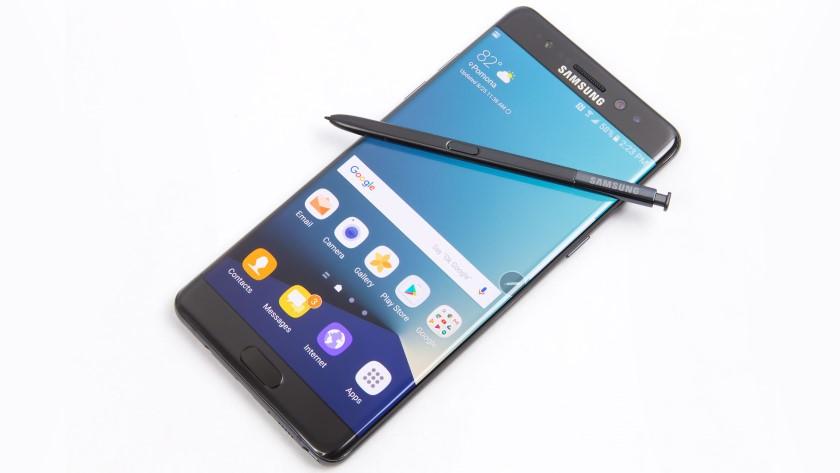 Samsung no quiere sorpresas con el Note 8; LG podría fabricar su batería 28