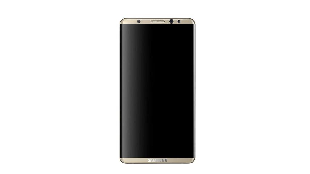 Este diseño nos acerca a cómo podría ser el Galaxy S8 30
