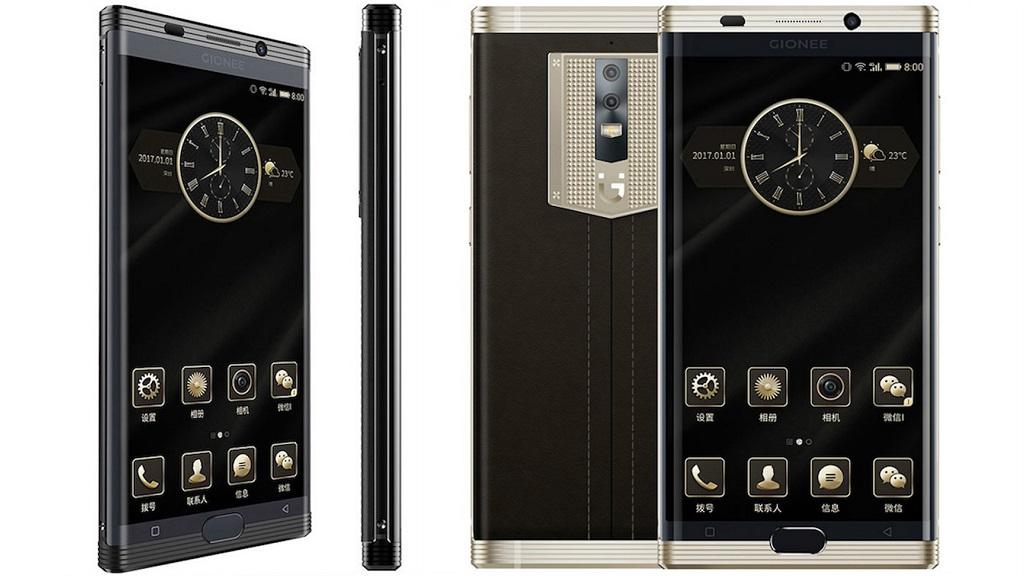 Gionee M2017, un smartphone de lujo que cumple en hardware 28
