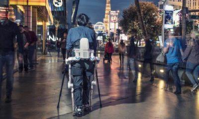 Medical Exoskeleton, así es esta maravilla de Hyundai 75