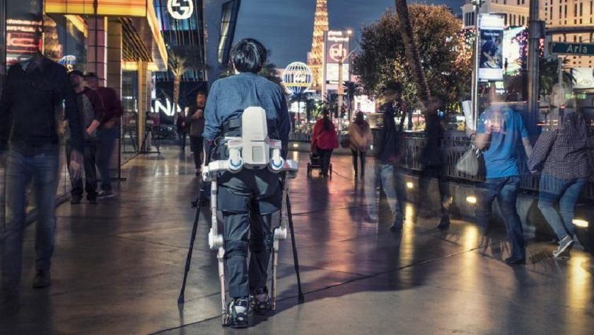 Medical Exoskeleton, así es esta maravilla de Hyundai 36