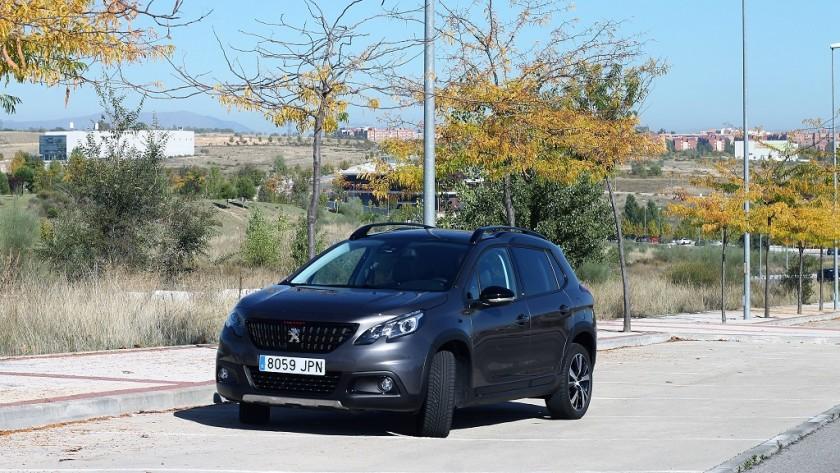 Peugeot 2008 ciudadano VIP