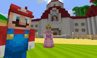 A Miyamoto le gusta Minecraft, Nintendo tuvo ideas muy parecidas 86