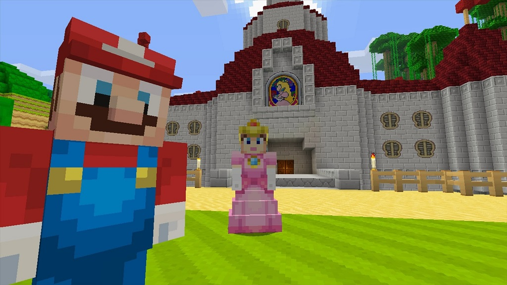 A Miyamoto le gusta Minecraft, Nintendo tuvo ideas muy parecidas 29