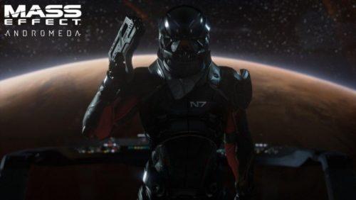Primer gameplay de Mass Effect: Andromeda ¡Espectacular!