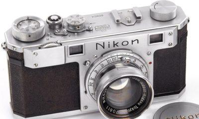 Subastan una de las primeras cámaras Nikon por 406.000 dólares 58