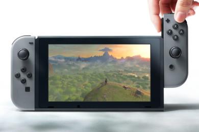 Nintendo Switch ha sido diseñada por una generación joven