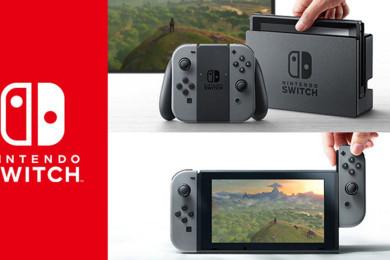 Nintendo Switch sin batería extraíble, según la FCC