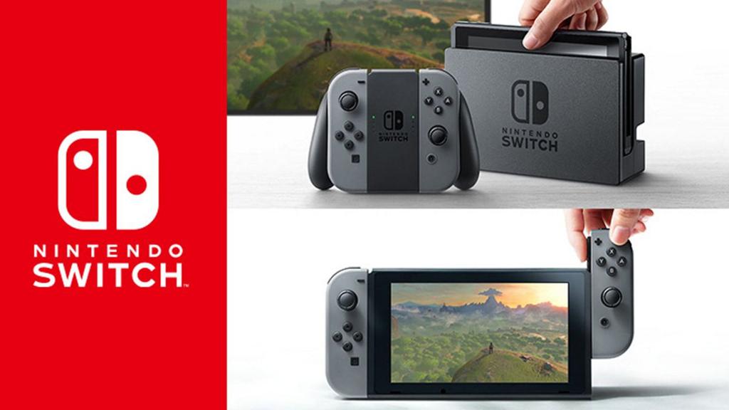 Nintendo Switch sin batería extraíble, según la FCC 30