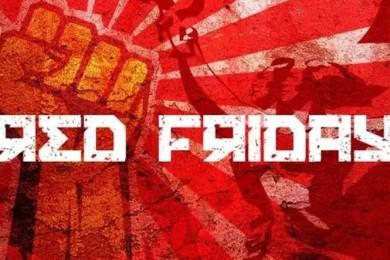 Último Red Friday de 2016 ¡Aprovecha!