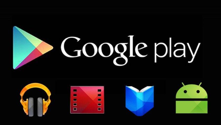 actualización de apps Android